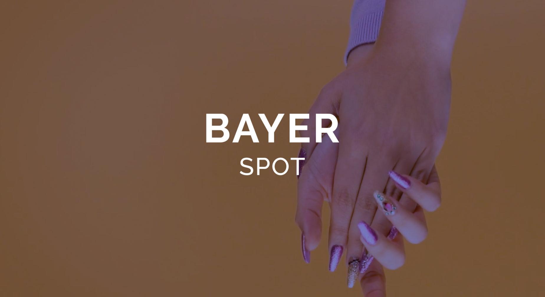 Bayer SMA manos