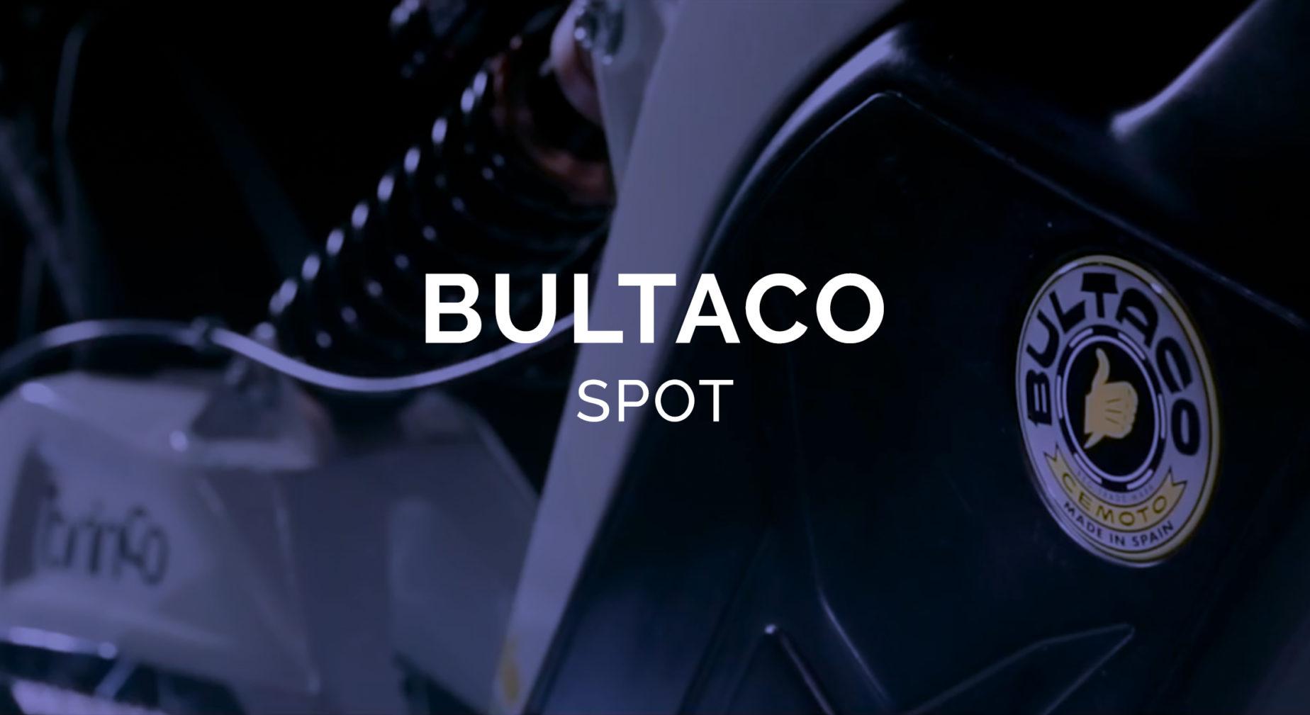 Bultaco SPOT