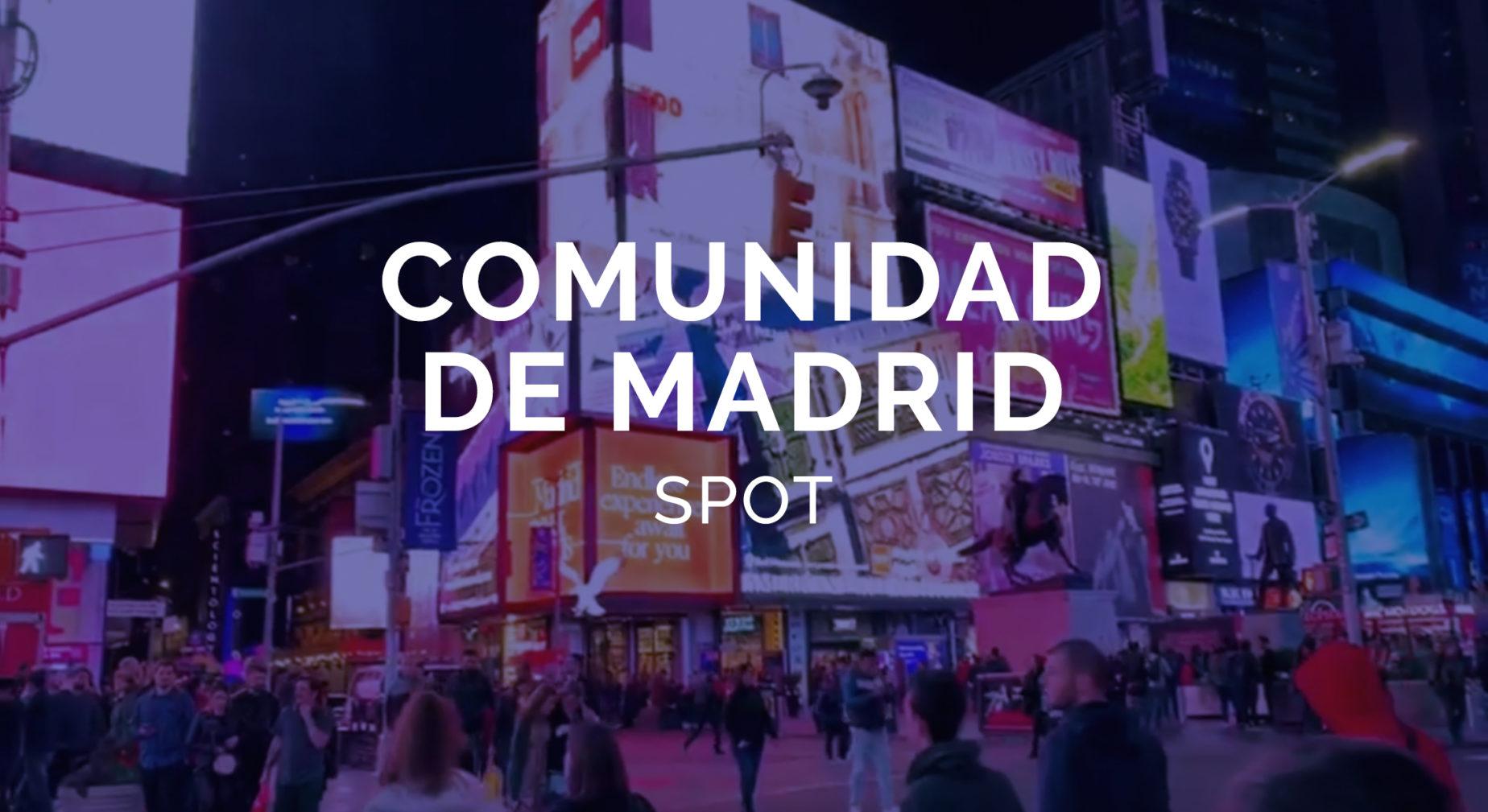 Times Square – Comunidad de Madrid