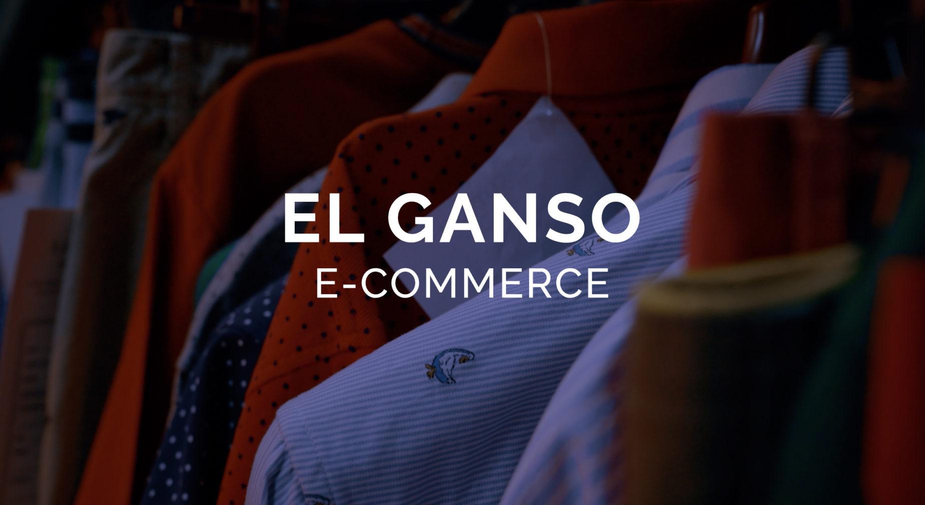 EL GANSO E-commerce varias temporadas